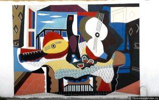Pinturas de Pablo Picasso - Caltojar