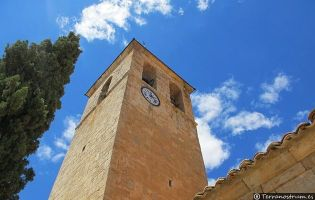 Torre Iglesia Románica de Caltojar