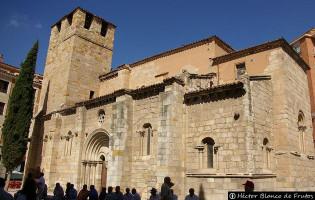 Iglesia de Santiago del Burgo - Zamora