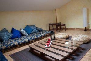 Casa rural confortable en la Ribera del Duero