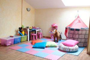 Casa rural ideal para ir con niños en la Ribera del Duero - La Garrancha
