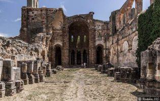 Monasterio de Moreruela - Lagunas de Villafáfila