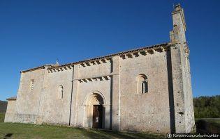 Ermita de Nuestra Señora de Oliva - Escobados de Abajo