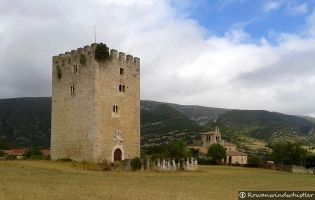 Torre de los Velasco - Valdenoceda