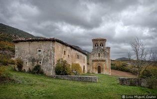 Iglesia de San Pedro de Tejada - Puente-Arenas