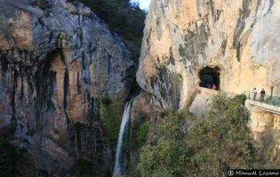 Cascada de Tártales