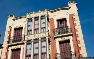 Ruta del Modernismo en Zamora