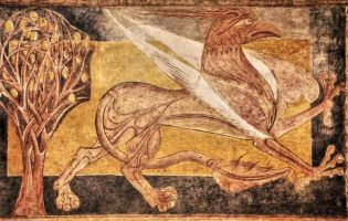 Frescos Monasterio de Arlanza - Museo de Arte Nacional de Cataluña