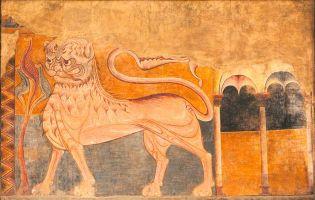 Frescos Monasterio de Arlanza - Museo Metropolitan de Nueva York
