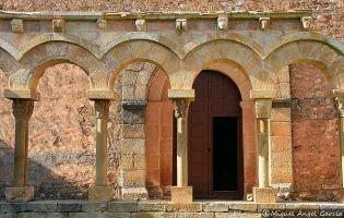 Claustro - Monasterio de San Juan de Duero