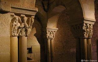Templetes - Iglesia monasterio de San Juan de Duero