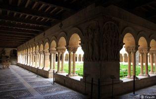 Claustro - Monasterio de Santo Domingo de Silos