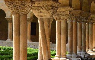 Claustro Románico Monasterio de Santo Domingo de Silos