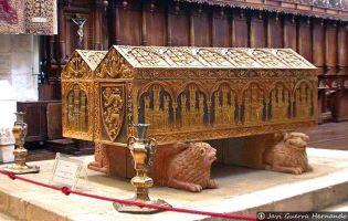 Sepulcros - Monasterio de las Huelgas