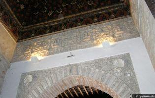 Interior Capilla de Santiago - Burgos