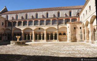 Claustro de San Fernando - Monasterio de las Huelgas