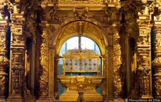 Reliquias de San Íñigo