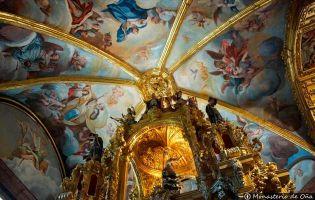 Bóveda Altar Mayor