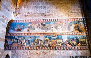 Fresco Santa María la Egipciaca