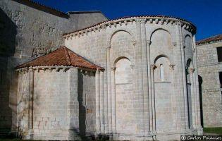 Ábside - Monasterio San Juan de Ortega