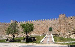 Puerta de la Malaventura - Muralla de Ávila