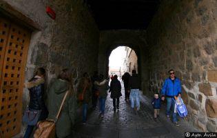 Puerta del Peso de la Harina - Muralla de Ávila