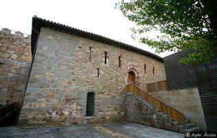 El Episcopio - Muralla de Ávila