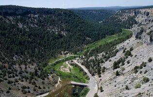 Mirador de la Galiana - Cañón del Río Lobos