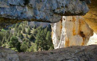 'El Balconcillo' - Cañón del Río Lobos