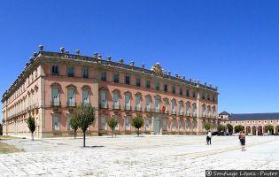 Visita Palacio de Riofrío