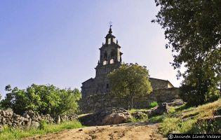 Ermita del Castillo - Fariza