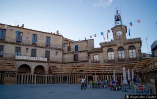 Plaza Mayor - Fermoselle