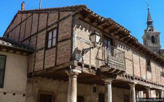 Arquitectura popular - Lerma