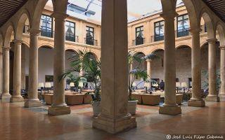 Interior Palacio Ducal de Lerma