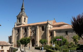 Excolegiata de San Pedro - Lerma