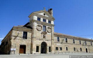 Convento de San Blas - Lerma