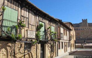 Casa de Fray Tomás de Berlanga