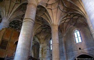 Interior Colegiata - Berlanga de Duero