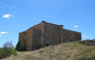 Convento de Paredes de Albas - Berlanga de Duero
