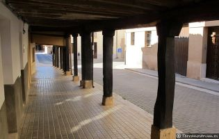 Arquitectura tradicional - Berlanga de Duero