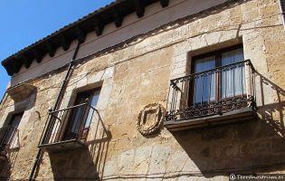 Casas blasonadas - Berlanga de Duero