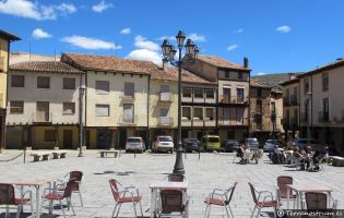 Plaza Mayor - Berlanga de Duero