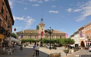 Plaza Mayor - Carrión de los Condes
