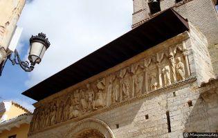 Iglesia de Santiago - Carrión de los Condes