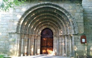 Ermita románica de San Juan Bautista - Palencia