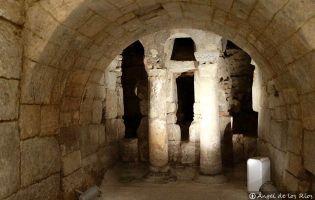 Cripta de San Antolín - Catedral de Palencia