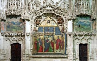Tracoro Catedral de Palencia