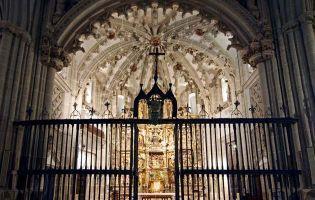 Capilla del Sagrario - Catedral de Palencia
