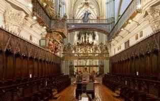 Coro - Catedral de Palencia