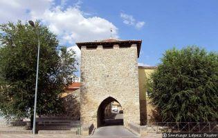 Puerta de los Remedios - Dueñas